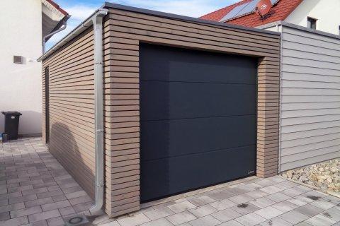 Montovaná garáž 5,7x3 m