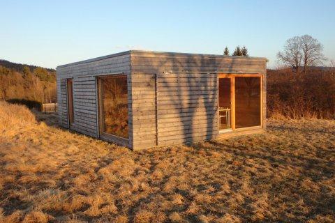 Modulový dům 9x6 m
