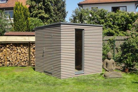 Zahradní domek na nářadí 2,5x2,5 m
