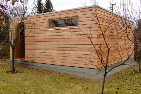 Moderní zahradní domek 5x5 m