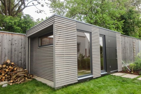 Moderní zahradní domky